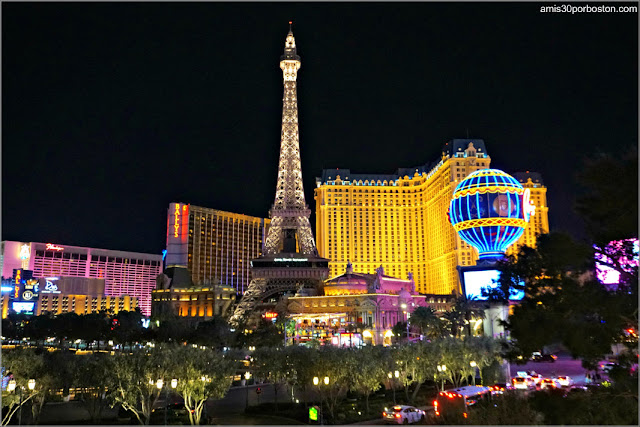 Noche en Las Vegas, Nevada