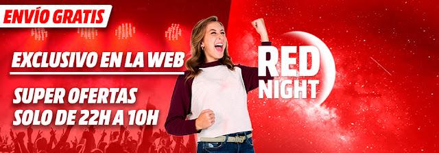 Mejores ofertas de la Red Night de Media Markt 16 octubre de 2018