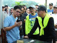 Gilang Ramadhan Ramaikan Pameran Kopi di Festival Bumi Rafflesia 2019