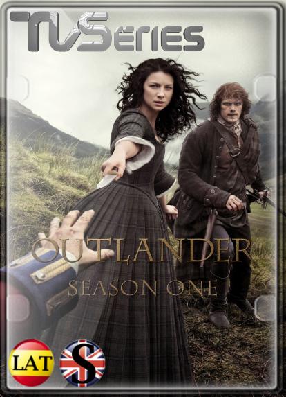 Outlander (Temporada 1) HD 720P LATINO/INGLES