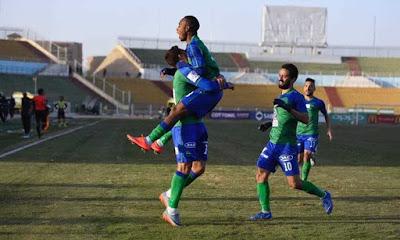 هدف فوز مصر المقاصة علي البنك الاهلي (1-0) الدوري المصري