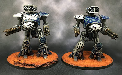 Legio Tempestus Reaver Battle Titans
