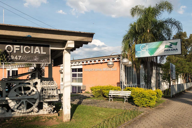 Imprensa Oficial do Estado do Paraná
