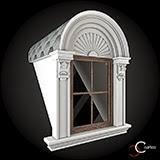 model fatada casa modele de casa  ornamente de casa win-088