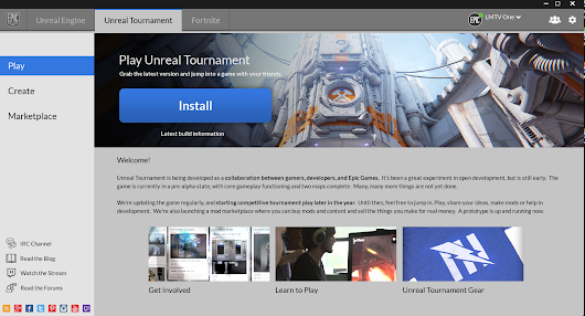 Unreal Tournament Info
