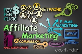 Affiliate marketing lexonhindi
