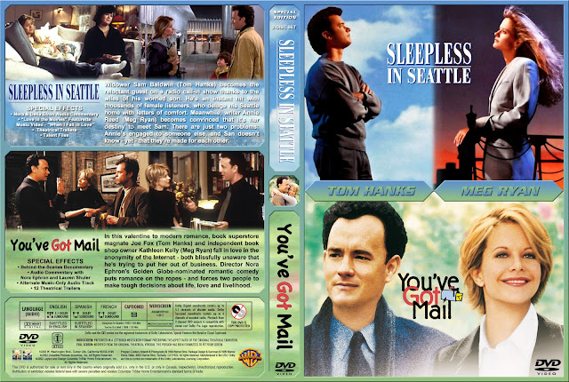 Sleepless In Seattle Double Feature DVD Cover