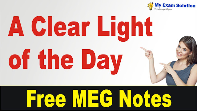 Clear Light of Day Summary pdf; clear light of day pdf; clear light of the day summary themes; clear light of the day themes;