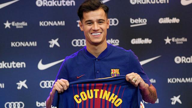 Potongan Harga Jadi Salah Satu Alasan Barcelona Boyong Coutinho