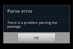 sumber cara menginstal aplikasi android Cara Mengatasi Parse Error (there was the problem parsing the package) saat instal file apk android