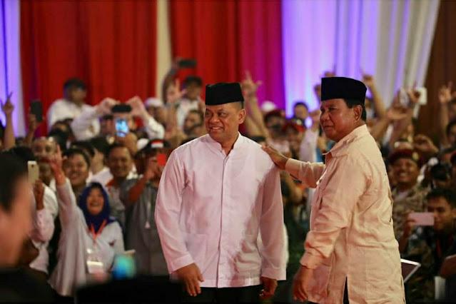 Survei Pilpres 2024: Gatot Nurmantyo Bikin Prabowo Tak Berkutik