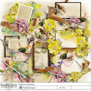 http://shop.scrapbookgraphics.com/bloom-and-grow-clusters.html
