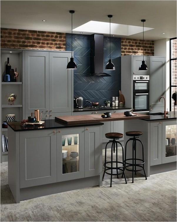 Howdens Kitchen Doors Home Interior Exterior Decor Design Ideas