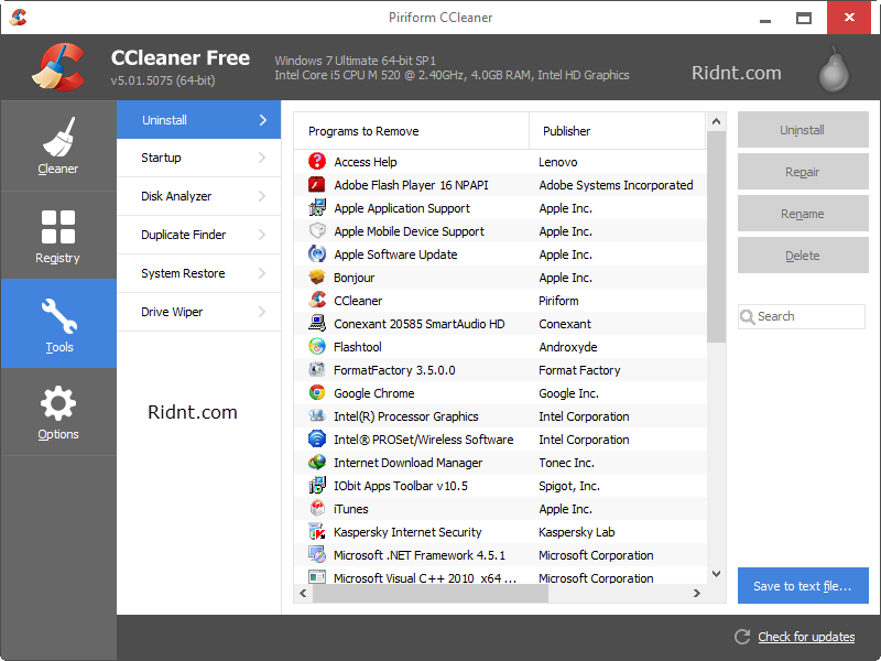 ccleaner free download for windows 8 32 bit