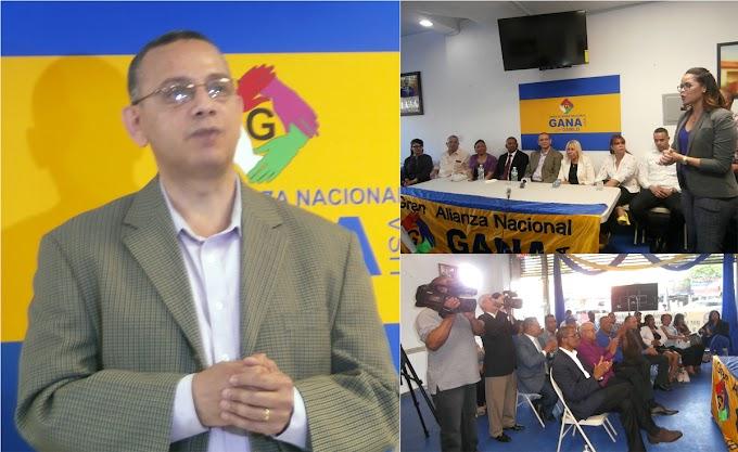 GANA USA  resalta trabajo electoral y aportes a la campaña; se transformará en entidad comunitaria