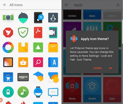 9 Icon Pack Terbaik Untuk Android Tampil Keren Gratis Di 2018