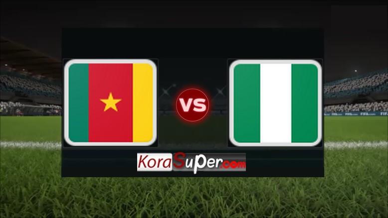 مشاهدة الكاميرون ونيجيريا 06/07/2019