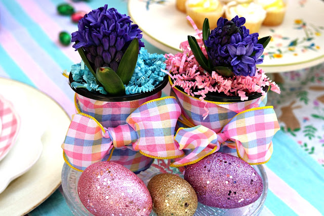 picnic, pastel, Easter, tablescape, athomewithjemma.com
