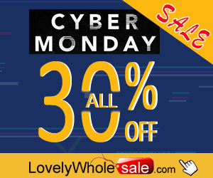 Cyber Monday Sale, All 30% OFF