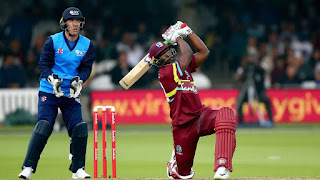 ICC World XI vs West Indies Hurricane Relief T20 2018 Highlights