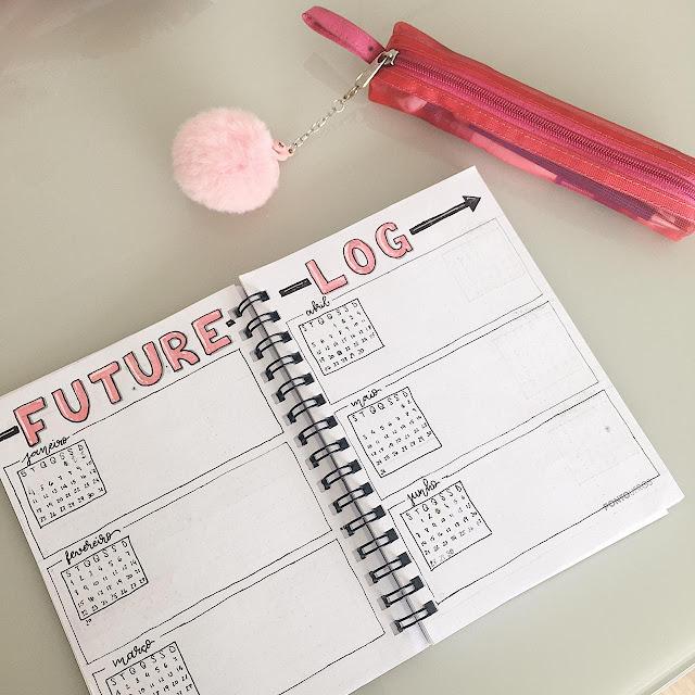 FUTURE LOG BULLET JOURNAL