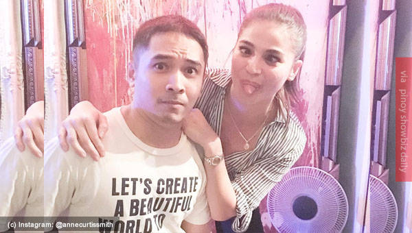 Anne Curtis posts reunion photo with 90s ka-loveteam Chubi Del Rosario