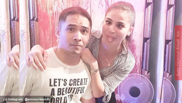 Anne Curtis posts reunion photo with 90s ka-loveteam Chubi Del Rosario