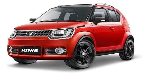 Suzuki Ignis Terbaik 2019
