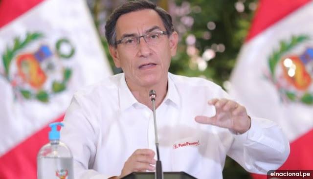 Bono Unicersal: Presidente Vizcarra otorga subsidio económico por coronavirus