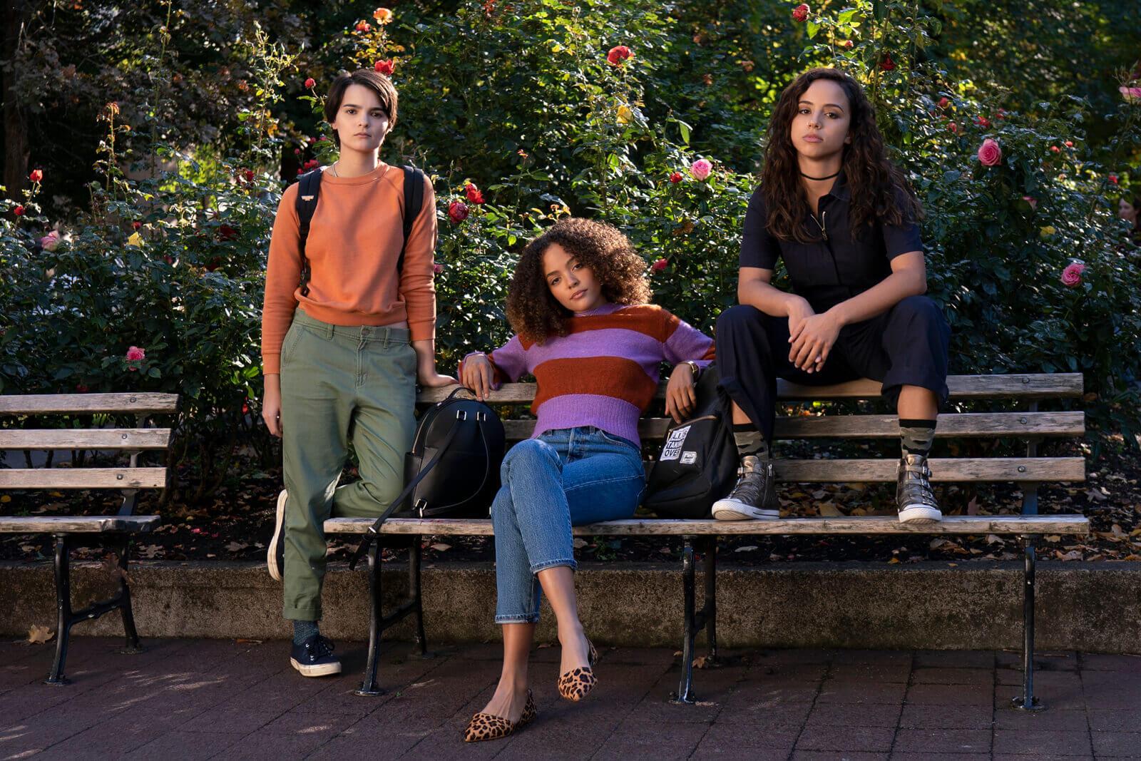 gatunas serie da netflix sobre adolescentes cleptomaniacas