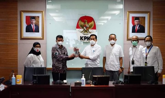 Angkasa Pura II minta KPK untuk lakukan pendampingan pengamanan asset