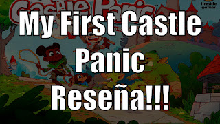 My First Castle Panic  the board game Reseña