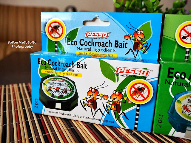 Pesso ECO Cockroach RM 8