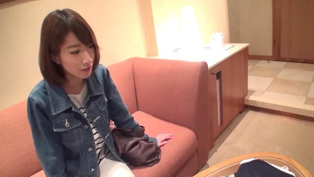 【超kawaii再び】グラドルの卵ちゃんにエロい要求してたら帰るとか言い出したので…ヤる