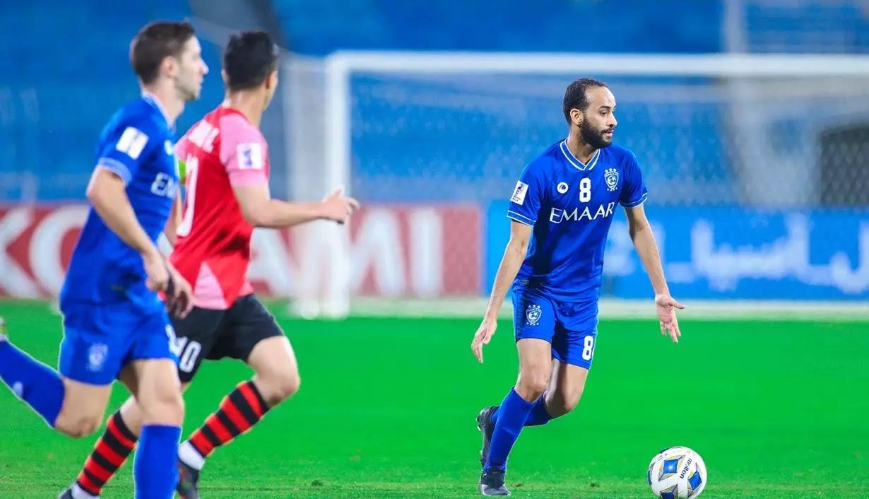ملخص اهداف مباراة الهلال واستقلال دوشنبه (1-4) دوري ابطال اسيا