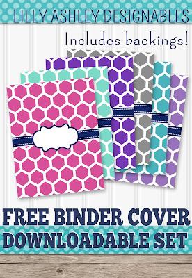 free divider printables