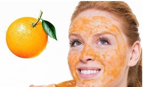 Menghilangkan Jerawat dengan kulit jeruk