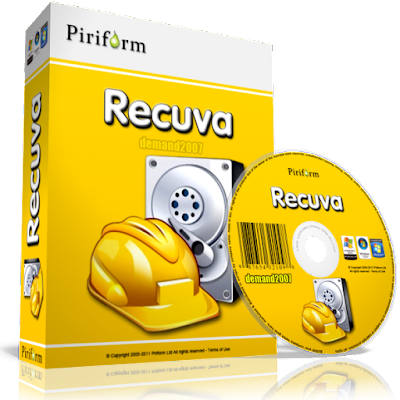 Download Free Recuva For PC