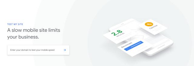Google lança ferramenta gratuita para ajudar empresas a melhorar a velocidade e desempenho dos seus websites mobile