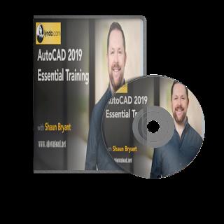 Lynda - AutoCAD 2019 Essential Training