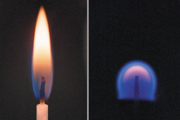 5 Api dan Hal Lainnya Jika Tanpa Gravitasi