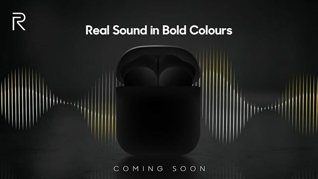 Realme is launching Truly Wireless earbuds, it looks like Apple's AirPods.