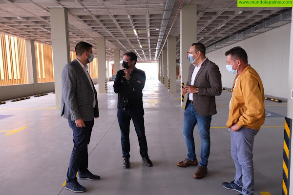 El Cabildo concluye las obras de las nuevas instalaciones del Agromercado de Breña Alta
