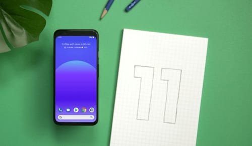 Google launches beta Android 11 with many functions