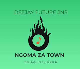 DJmix | Deejay Future – Ngoma za Town (Vol 1) | Download