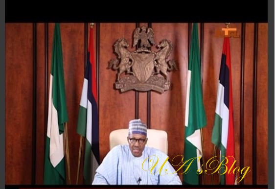What Am Wishing APC Senators Who Defected To PDP – Buhari