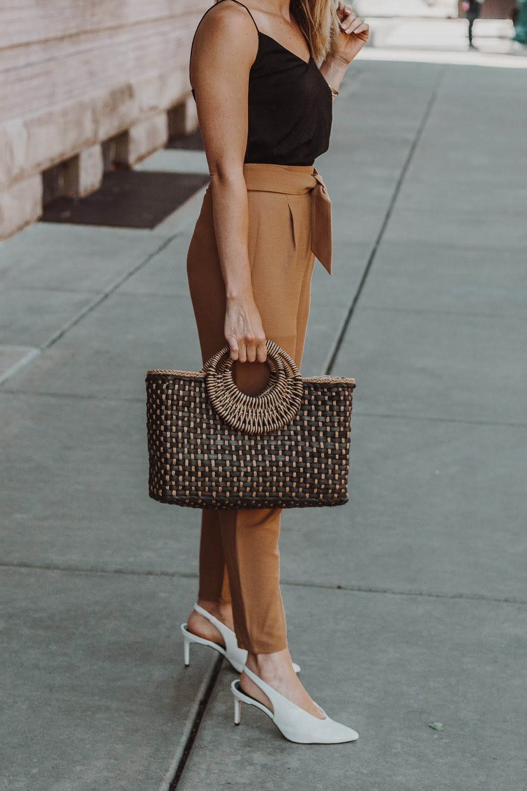 Trend Alert: High Waisted Trousers