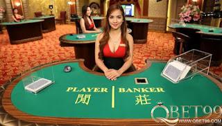 Ciri-Ciri Agen Judi Casino Baccarat Online Terpercaya QBet99.info - www.Sakong2018.com