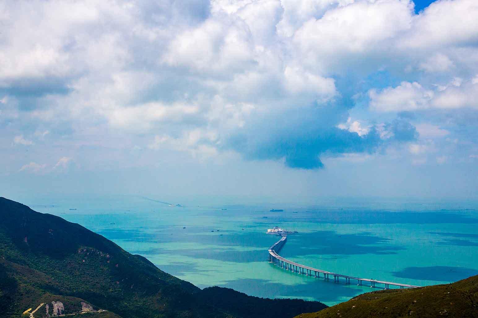 Lantau Peak Hong Kong