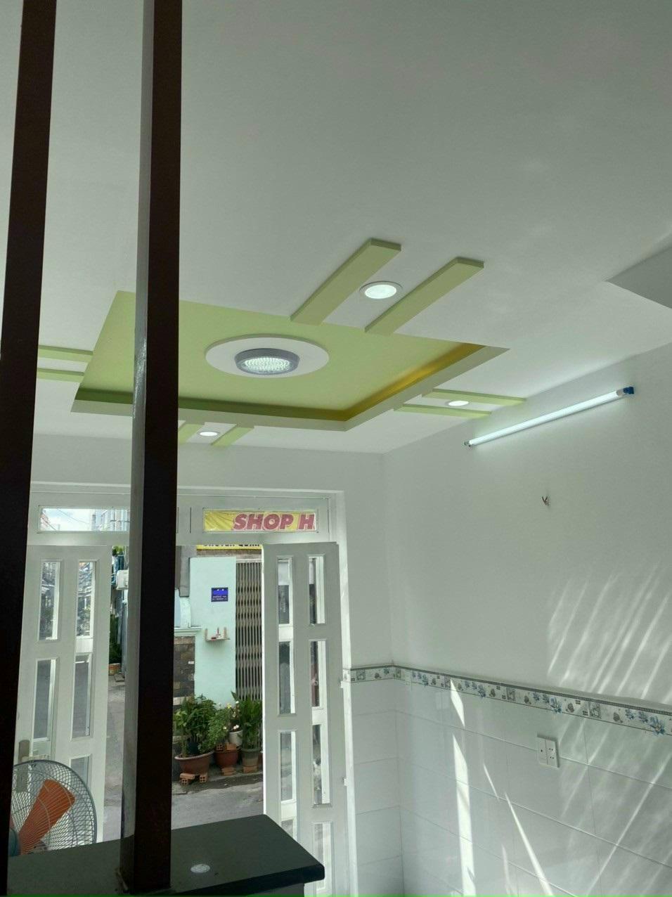 Bán nhà quận Bình Tân dưới 2 tỷ, Sổ hồng riêng, Mặt tiền đường số 16A